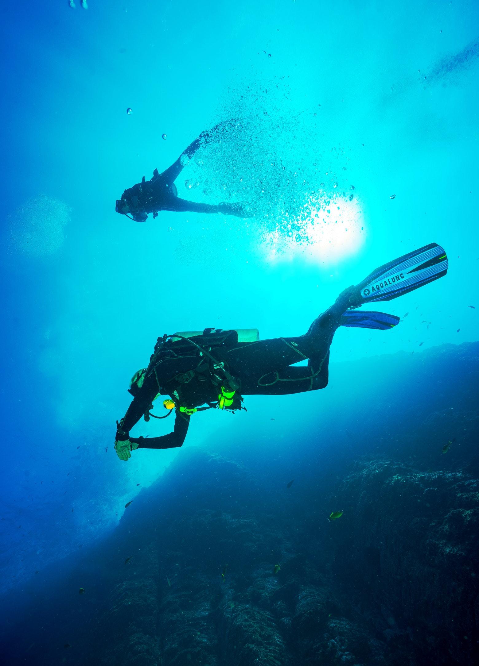 scubar scuba diving